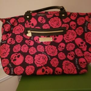Betsey Johnson shoulder purse